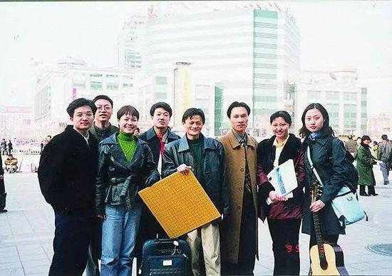 ▲ 离开北京回杭州创业