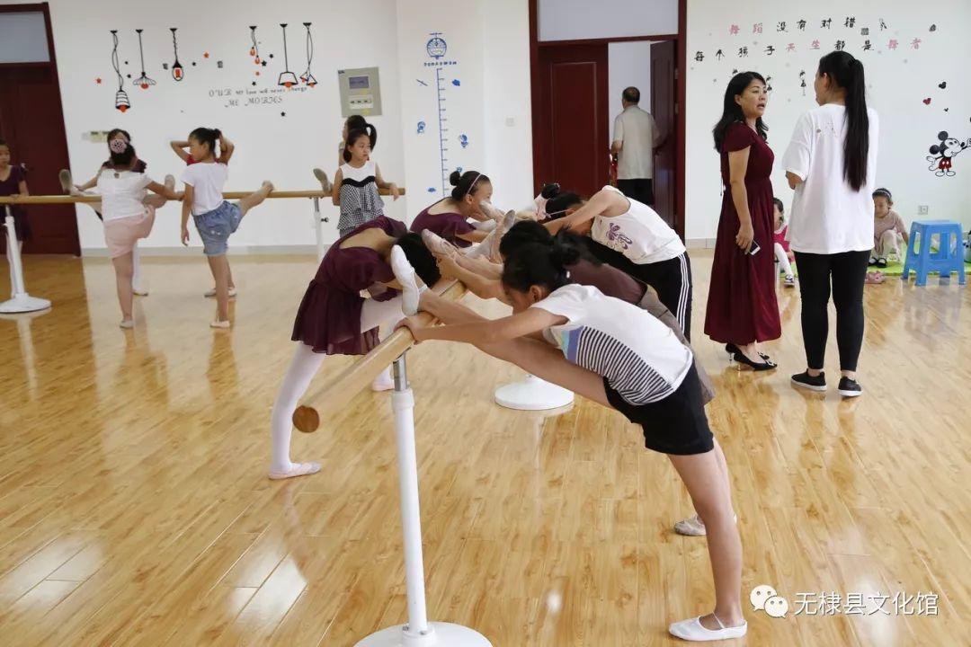 文化馆山海之声艺术团培训中心暑期班开始招生啦!