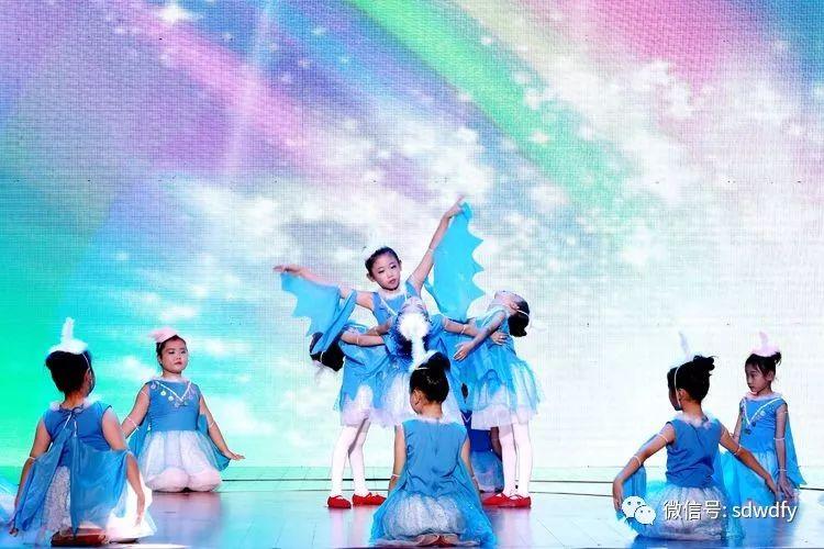 无棣蝶之梦艺校追梦七周年汇报演出精彩瞬间