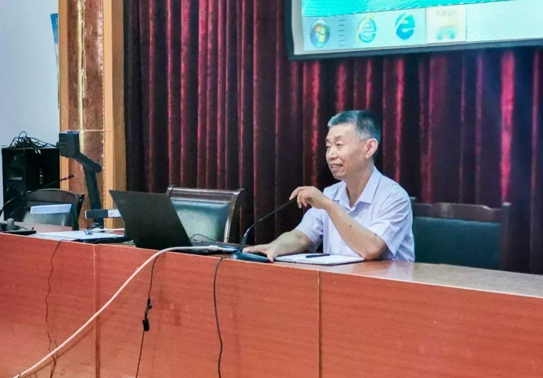 无棣二中成功举办滨州市高三语文说题比赛 暨高三语文教学研讨会