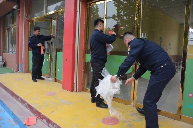 无棣县综合行政执法局齐心协力打攻坚,全力以赴为创城