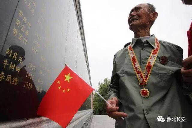 山东无棣:老军人革命历史纪念馆里忆战友
