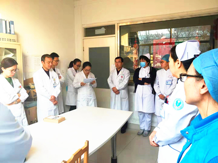 无棣县人民医院呼吸内科强化学习 规范用药