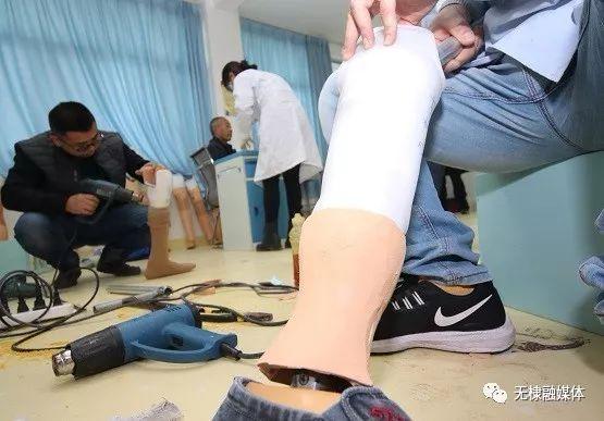 滨州市残疾人辅助器具进万家惠民生