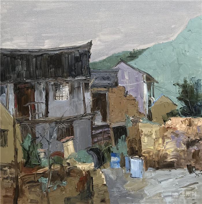 滨州画家苏波作品欣赏