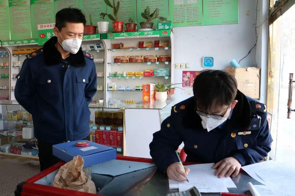 切实维护疫情防控市场秩序,无棣县市场监管局迅速行动