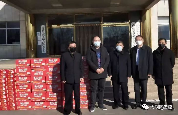 """冬天里,无棣县政协委员用博爱阻击疫情""""寒流"""""""
