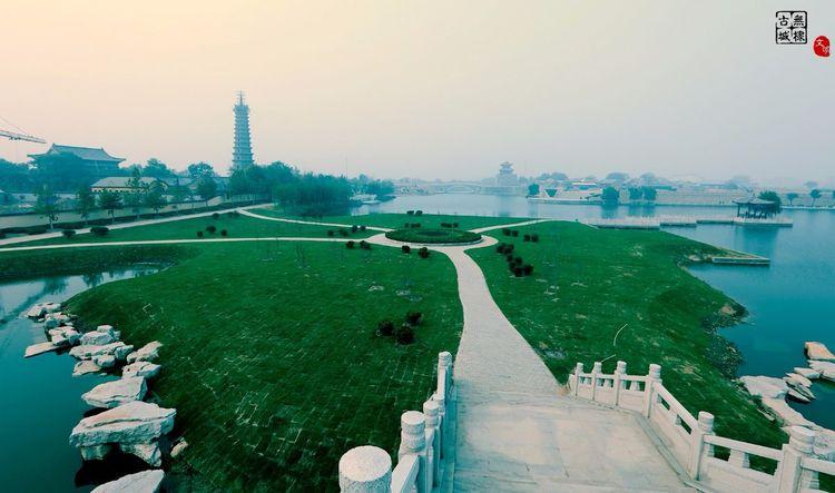 无棣古城 ︱荷花湾是一个让人可以诗意的地方(配图讲解词 / 李文明)