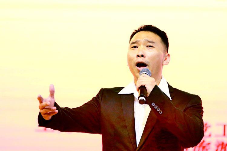 """""""永远跟你走""""无棣县庆祝建党99周年诗歌朗诵会在无棣三实举办"""