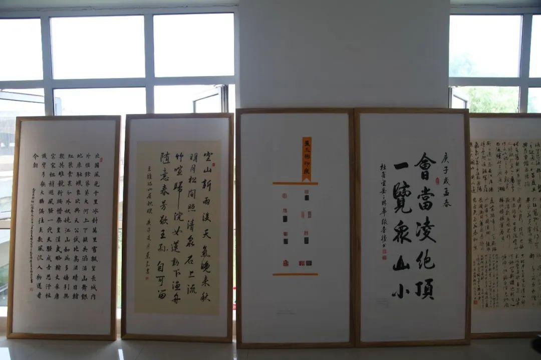 """无棣县新阶联举办""""同心向党,不负韶华""""庆""""七一""""摄影、书画作品展活动"""