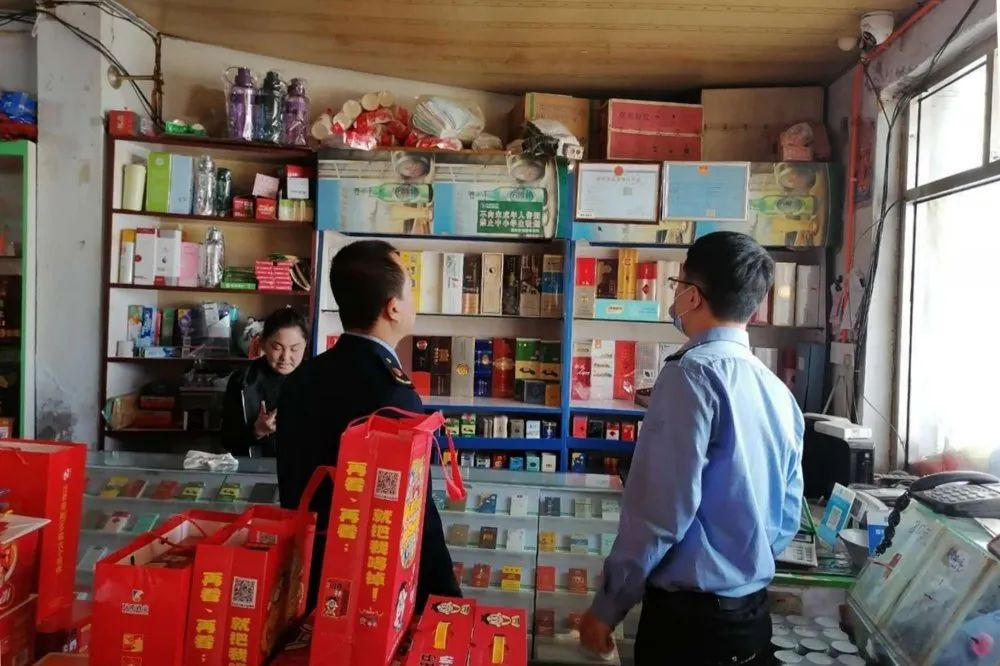 【基层一线】碣石山市场监管所积极参与国家卫生城镇创建工作