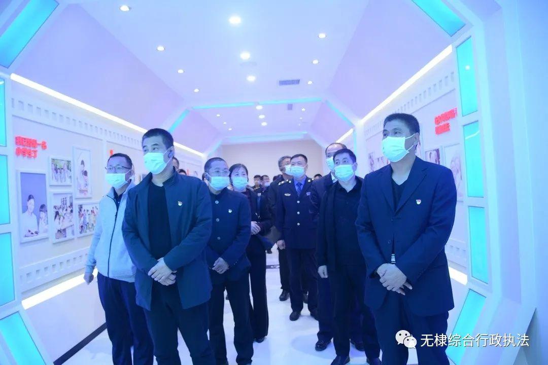 无棣县综合行政执法局:党员培训再淬火,不忘初心铸党魂
