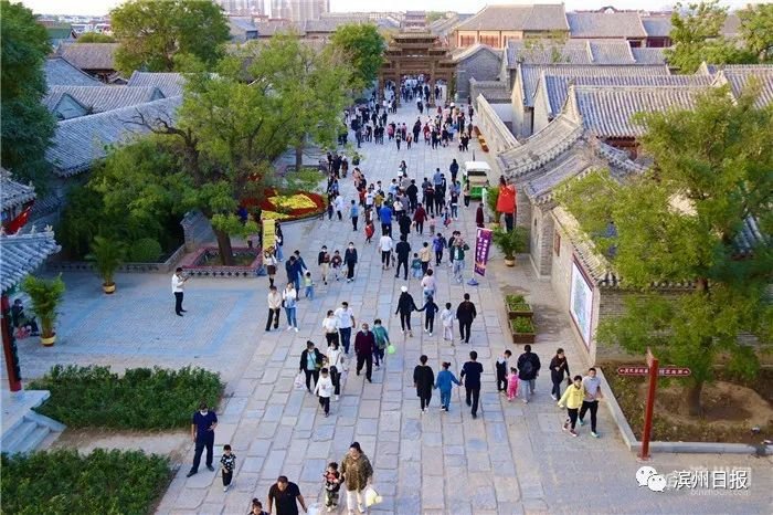 无棣古城承办省第十届全民健身运动会两项赛事