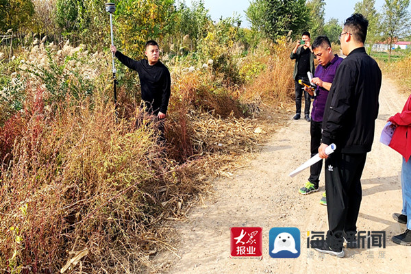 无棣县高标准农田建设项目顺利推进