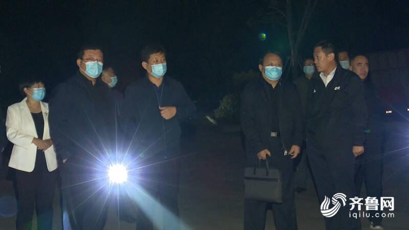 问政追踪丨无棣县连夜查处非法加油站 相关人员正接受调查