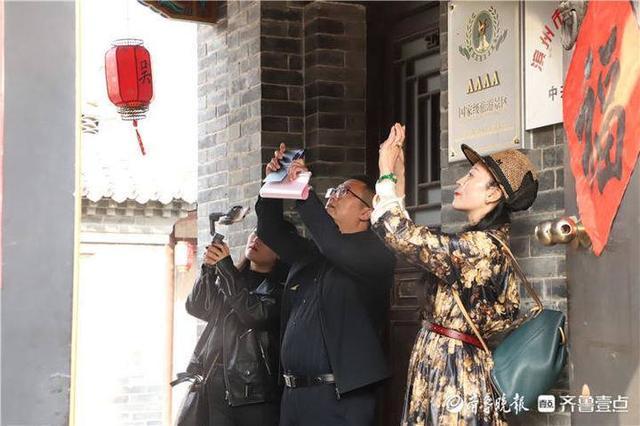 传古城风韵,扬儒风传统!无棣古城喜迎媒体行!