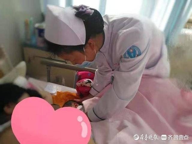 妇产科就医体验——无棣县人民医院爱的传递