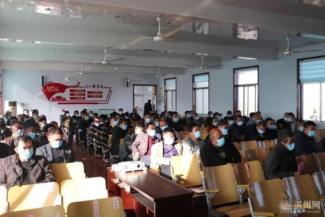 无棣县车王镇扎实开展安全取暖工作、让群众安全温暖过冬