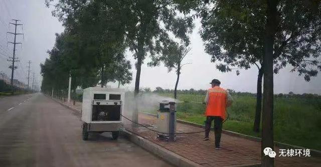 无棣县全力应对重污染天气
