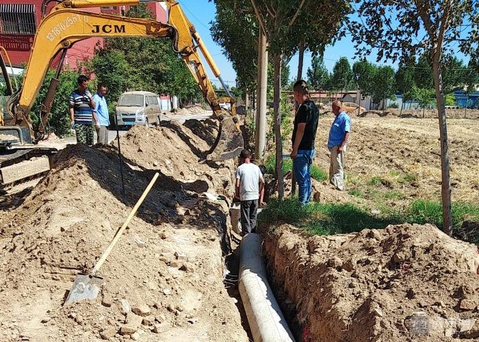 无棣完成32个老旧小区雨污分流改造