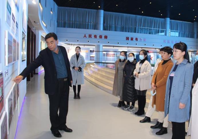 无棣县2020年女性领导力提升研修班成功举办