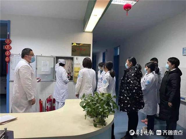 无棣县人民医院:消防安全牢记心,消防演练时时行