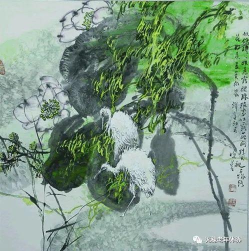 孟德玉-无棣县老年书画研究会副会长,无棣县诗词学会会长