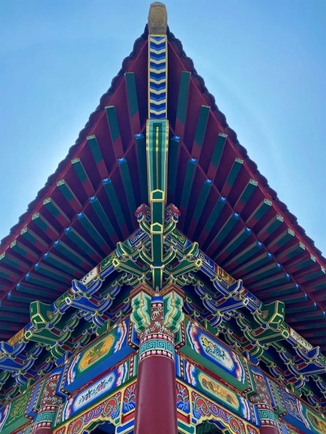 画栋飞甍---邂逅无棣古城建筑之美